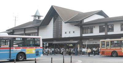 鎌倉からの通勤